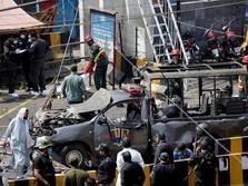 Bom Meledak Dekat Kuil di Pakistan, 9 Orang Tewas