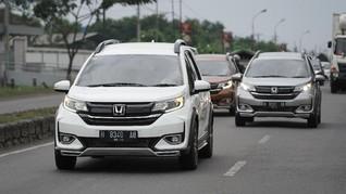 Pabrik Filipina Tutup, Honda Indonesia Berpeluang Ekspor BR-V