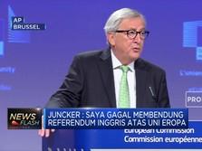Juncker Akui Gagal Mencegah Referendum Inggris atas UE