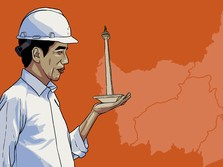 Mau Jadi Ibu Kota RI, Cukupkah Infrastruktur di Kalimantan?