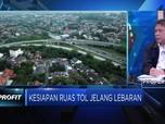 Tol Trans Sumatera Akan Disiapkan untuk Mudik