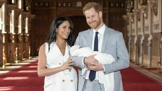 Pangeran Harry dan Meghan 'Tolak' Rayakan Natal di Buckingham