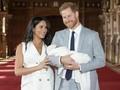 Bayi Meghan Markle-Pangeran Harry Tampil Perdana di Publik