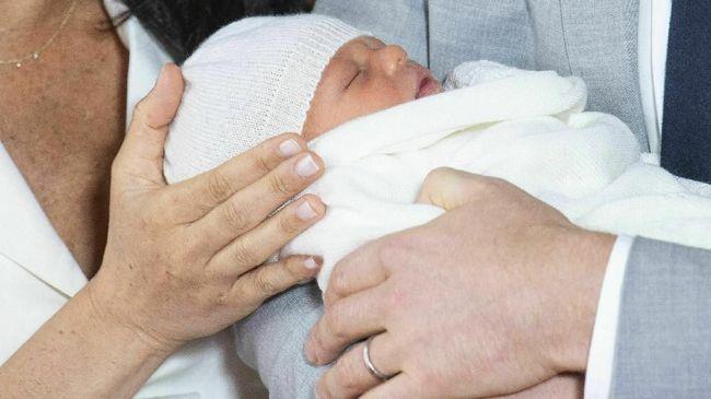 Mengintip Asupan Makanan 'Royal Baby' Meghan-Harry