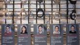 Wajah-wajah mata-mata Rusia yang tertangkap Amerika Serikat. (SAUL LOEB / AFP)