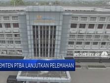 Harga Saham PTBA Terkoreksi 6,18%