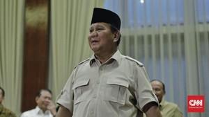 Prabowo Dilaporkan Jadi Tersangka Makar
