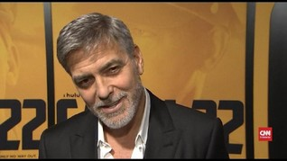 VIDEO: George Clooney Kritik Sikap Media pada Meghan Markle