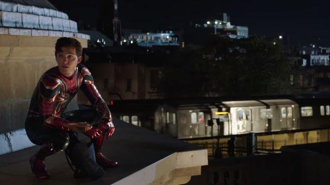 'Spider-Man: Far From Home' Dapatkan Rp551 M saat Debut