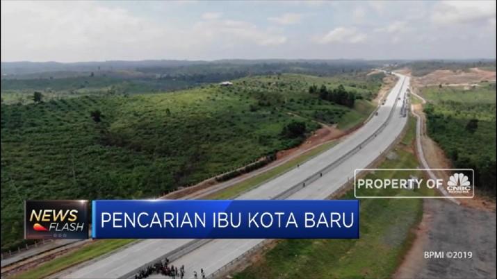 PT Perusahaan Listrik Negara (PLN) tidak mau tertinggal dalam wacana pemindahan ibu kota dari Jakarta ke Kalimantan.