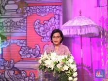 Sri Mulyani Terbitkan Aturan Baru Sistem Administrasi Pajak