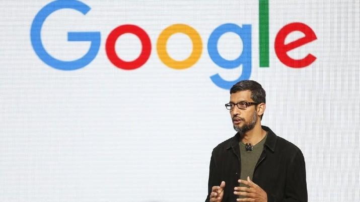 Larry Page Mundur, Sundar Pichai Jadi CEO Alphabet