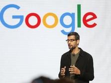 Incar Google CS, Satu Dari Rencana Besar Jokowi Benahi Pajak