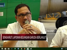 Ini Komentar Garuda Indonesia Soal Kerja Sama Dengan Mahata