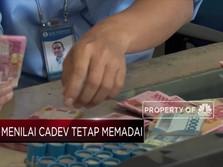 April 2019, Cadev Indonesia Terkoreksi Jadi USD 124,3 Miliar