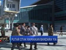 Putar Otak Ramaikan Bandara International Yogyakarta