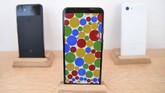 Menyoal perangkat, Google akhirnya juga mengungkap kemunculan ponsel 'murah' Pixel 3a dan Pixel 3a XL yang dibanderol mulai US$399 atau sekitar Rp5,7 juta. (AFP/ Josh Edelson)
