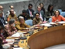 Jadi Presiden Dewan Keamanan PBB, Ini Tantangan Berat RI