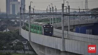 Khofifah Usul Jatim Bangun LRT dan MRT ke Jokowi