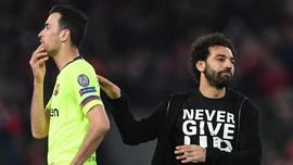 Bintang Barcelona Menangis Lihat Liverpool Selebrasi