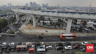 Ganjil-Genap Jakarta Jerat Mobil Hybrid
