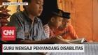 VIDEO: Guru Mengaji Penyandang Disabilitas