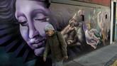 Mural tersebut kini menjadi salah satu objek wisata terpopuler di Valparaiso.