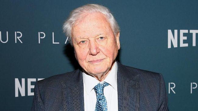 Sir David Attenborough, Narator Cerita Alam yang Benci Tikus