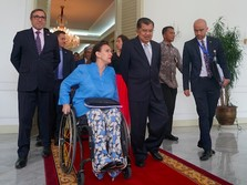RI-Argentina Bahas Kerja Sama Dagang & Investasi