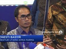 Bio Farma Jadi Induk Holding Farmasi