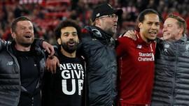 Kalah Telak dari Napoli, Liverpool Tak Kecewa