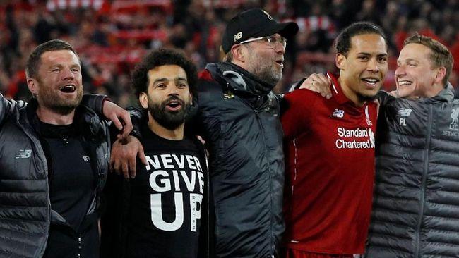 Van Dijk: Era Baru Liverpool Dimulai