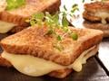 Resep Menu Sahur : Roti Panggang Kornet Mozarella