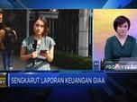 Sengkarut Laporan Keuangan Garuda Indonesia