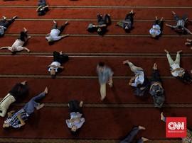 27 Masjid Disebut Bakal Jadi Tempat Singgah Peserta 22 Mei