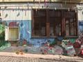 VIDEO: Mural dan Grafiti Mengubah Kota Pelabuhan di Chile