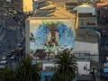 FOTO: 'Surga' Grafiti di Amerika Latin