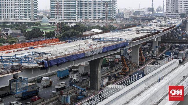 Mulai Hari Ini, Semua Proyek di Jalan Tol Disetop Sementara