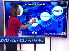 Meramu Resep Holding Farmasi