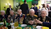 Bolgayev sendiri sudah dua kali terluka dalam perang yang disebut Rusia sebagai Great Patriotic War itu. (Reuters/Maxim Shemetov)