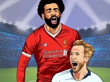 Liverpool dan Spurs Siap Meraup Cuan di Final Liga Champions