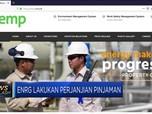 Bayar Utang, ENRG Raih Pinjaman Baru USD 56,5 Juta
