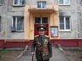 FOTO: Pesan Damai dari Kakek Veteran Rusia Berusia Seabad