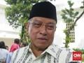 Said Aqil Yakin Ibunda Jokowi 'Husnul Khatimah'