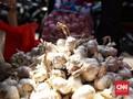 Wabah Virus Corona Buat Harga Bawang Putih Impor Meroket