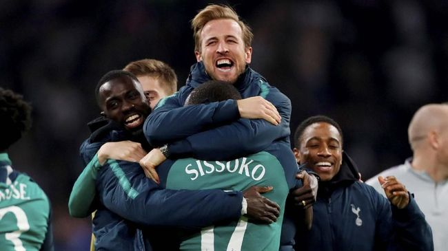 Peran Krusial Kane di Balik Comeback Tottenham