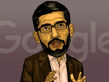 Kisah Haru Anak Miskin India yang Kini Pimpin Induk Google