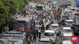 Massa Kawal BPN Melapor ke Bawaslu, 10 Ribu Polisi Bersiaga