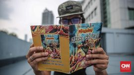 Komik Siksa Neraka, Media Dakwah Efektif Hasil 'Tafsir' Agama