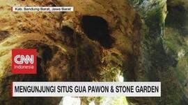 VIDEO: Wisata Murah ke Situs Gua Pawon & Stone Garden